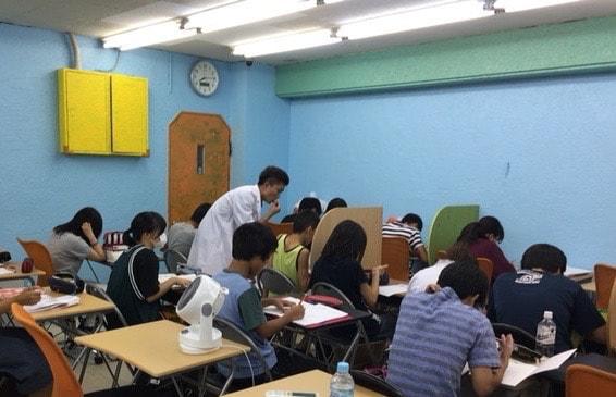 高倉塾の自習サポート