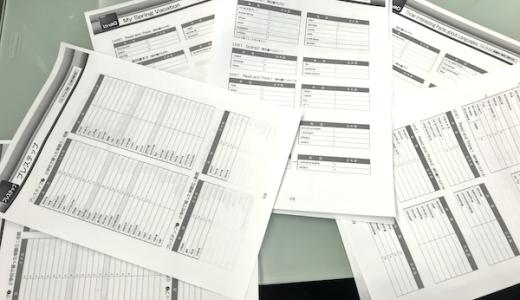 教科書改訂に負けないように、今週の土日は単語&教科書本文の完全暗記テストを行います!